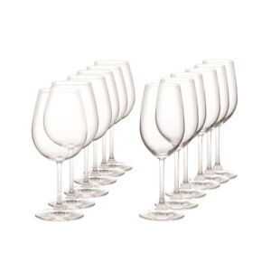 BRAND NEW Marquis by Waterford Vintage 12 PC Wine Glass Set