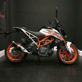 KTM 390 Duke available with low rate finance