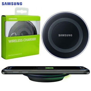 Wireless charger for Samsung and iPhone