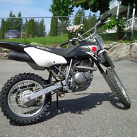 DRZ 125 for sale in great condition