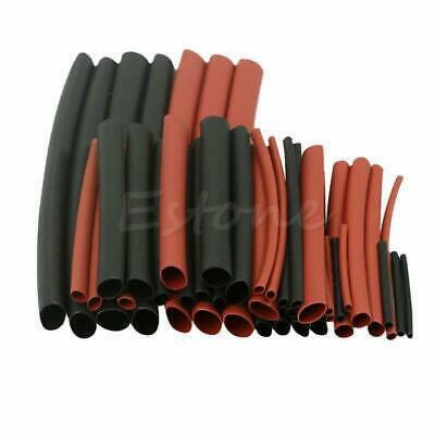 42pcs Polyolefin 21 H-type Heat Shrink Tubing Tube Sleeving Assorted Wrap Wire
