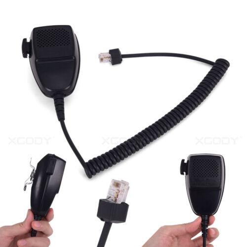 Car Mobile Radio Mic 8-PIN rj45 For Motorola GM338 GM950E GM3188 MSC2000 CM200