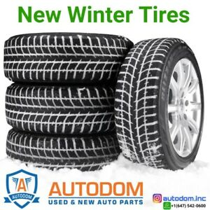 Brand New Winter Tires 215/65 R 17 CRATOS Brand