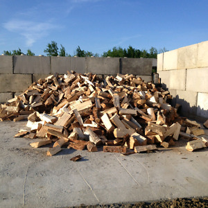 seasoned split firewood for sale