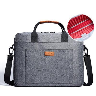 KALIDI 14 inch Laptop Messenger Bag Carry Case Shockproof Sleeve Travel Business