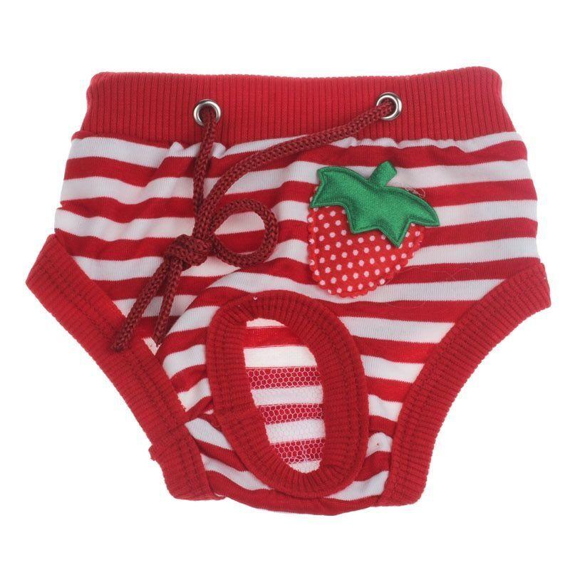 Dog Shorts Female Clothing Physiological Menstrual Hygiene P