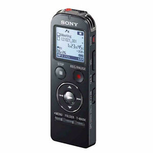 Sony Stereo i Digital Voice Recorder with USB NEW PERFECT 1000hr