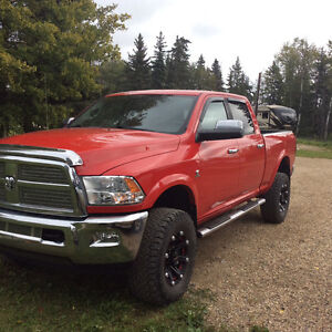 2012 Dodge Power Ram 3500 Long Horn Pickup Truck
