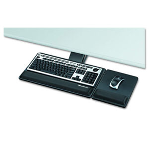NEW Fellowes Designer Suites Compact Keyboard Tray (8017801)
