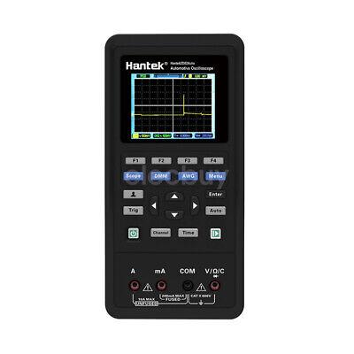 New Hantek2d82auto Iii 2d82 Car Oscilloscope Automotive Diagnostics 80mhz 250msa