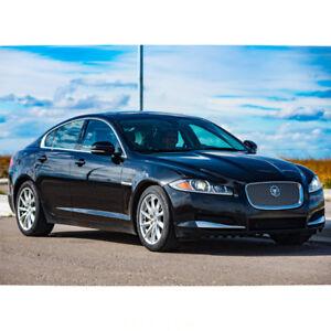 2012 Jaguar XF Luxury Sedan V8 5.0