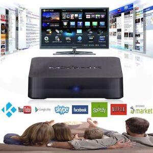 Android Tv Box KODI 17.4 IPTV 4K 1080P 120$ 438-395-1702 Jean Se