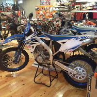 IMPORTED TM 450F  MX