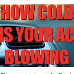 *** AUTOMOTIVE AIR CONDITIONING RECHARGE ***