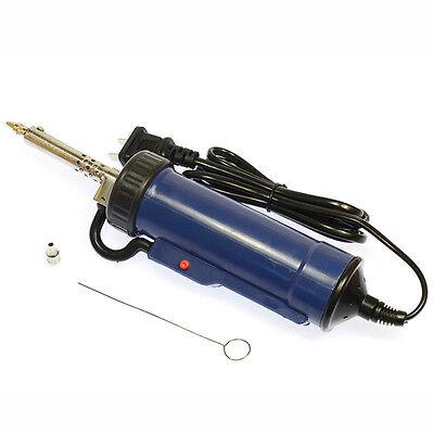New 30w 220v 50hz Electric Vacuum Solder Sucker Desoldering Pump Soldering Gun
