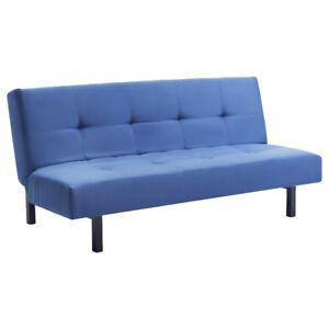 Ikea Futon Navy Blue