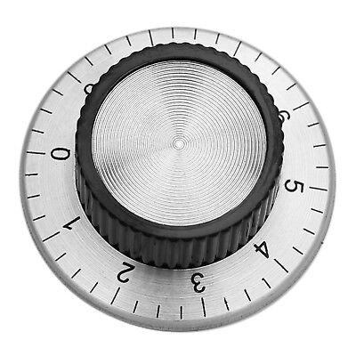 Potiknopf Drehknopf Reglerknopf ALU Schwarz Potentiometer 6mm Achse Aluminium online kaufen
