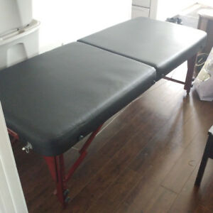 Bristol Portable Massage Table by Master Massage Tables