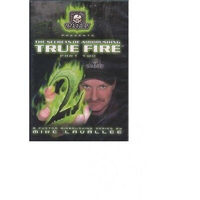 Airbrush DVD True Fire II 200 737 - Airbrush Dvd