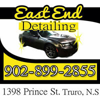 East End Auto Detailing 1398 Prince Street Truro NS