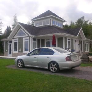 2005 Subaru Legacy GT Limited Sedan **316HP DYNO**