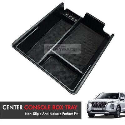 Non slip Anti Noise Console Box Armrest Storage Tray for HYUNDAI 19-20 Palisade