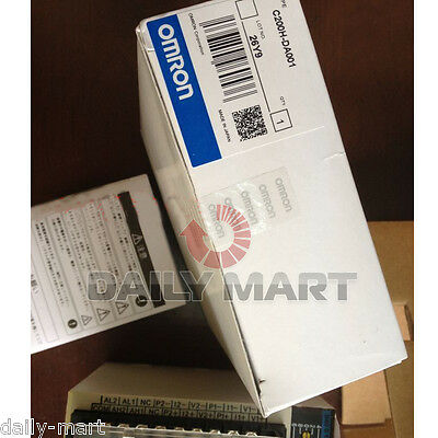 Omron C200h-da001 C200hda001 Da Unit Original New In Box Free Ship