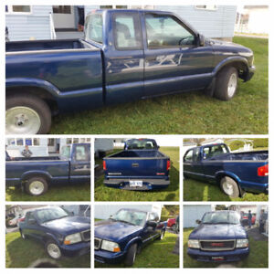 2003 GMC Sonoma 4 cylindre Camionnette