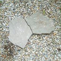 Decorative patio stones
