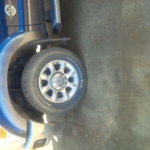 "ford factory 20"" superduty wheels"