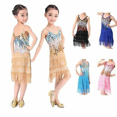 CHILD FLAPPER FANCY DRESS COSTUME GIRLS MOLL 1920'S OUTFIT GATSBY GANGSTER (Moll Outfit)