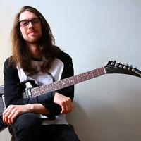 cours de guitare/guitar lessons