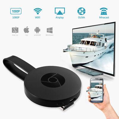 Für Google Chromecast 2 Digital HDMI Media Video Streamer WiFi 1080P TV Dongle