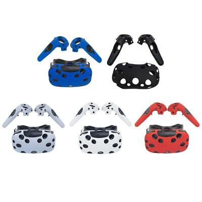 Silicone Cover Handle Case Anti-Slip Shell Game for HTC Vive Headset VR New