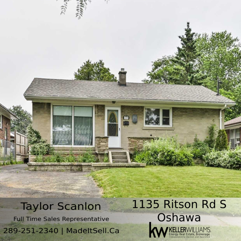 Amazing Investment Opportunity For Sale In Oshawa Rent