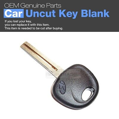 OEM Genuine Uncut Key Blank Ignition Blade for HYUNDAI 2011-2017 Accent Verna