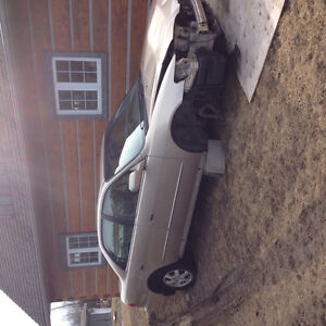 2002 Honda Accord parts