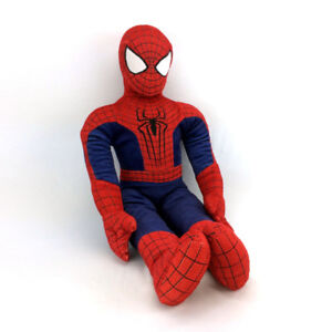 "Jumbo Amazing Spider Man Plush Stuffed Animal Large 26"" Tall Toy"