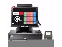 ePos system all in one package