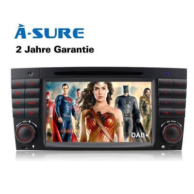 Mercedes Benz C/CLK KLASSE W203 W209 Autoradio DVD GPS BT USB DAB+ online kaufen
