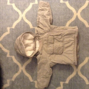 H&M baby/toddlers winter coat (boys or unisex)