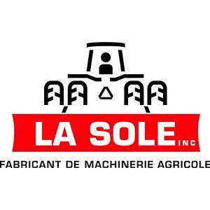 Lame niveleuse: nouveau modèle de Sole économique Saint-Hyacinthe Québec image 1