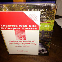 Theory & Practice of Counselling & psychotherapy by Gerald Cory