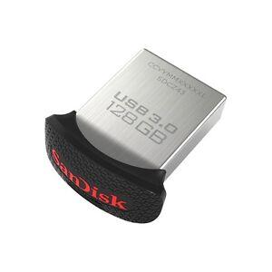 New Genuine SanDisk 128GB Ultra Fit USB 3.0 Flash Drive Memory Stick 130MB/s