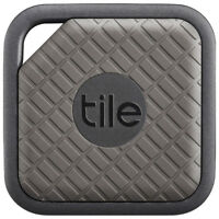 Tile Sport Bluetooth Item Tracker - 1 Pack - Grey 0121 BRAND NEW