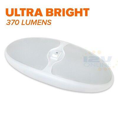 12V Switched LED Ceiling Light for RV Camper Trailer Boat Cabin Interior Light for sale  Elkhart