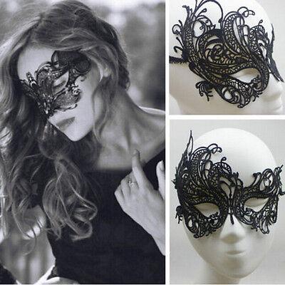 Frauen Sexy Party Venezianische Masquerade Lace Eye Gesichtsmaske Kostüm - Sexy Frauen Kostüm Masken