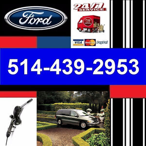 Ford Aerostar ■  Rack and Pinion ► Crémaillère (OEM)