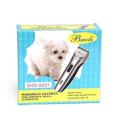 50% OFF Baoli Dog Clipper Complete Set Pets