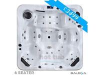 East Coast Hot tub - refresh 6 seater spa